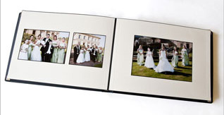 Wedding Albums from Andy Sutcliffe Photography