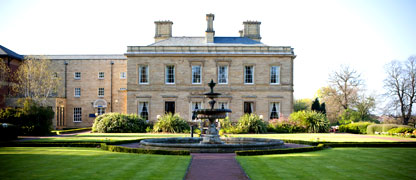 Oulton Hall Hotel and Spa in Leeds