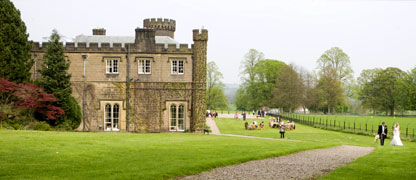 Weddings at Swinton Park Castle Hotel