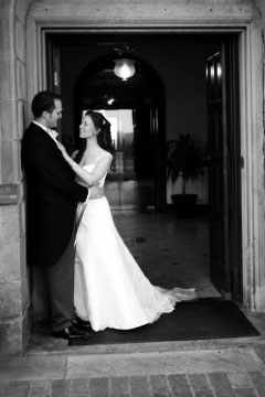 Wedding Photography at Swinton Park Castle Hotel in Yorkshire