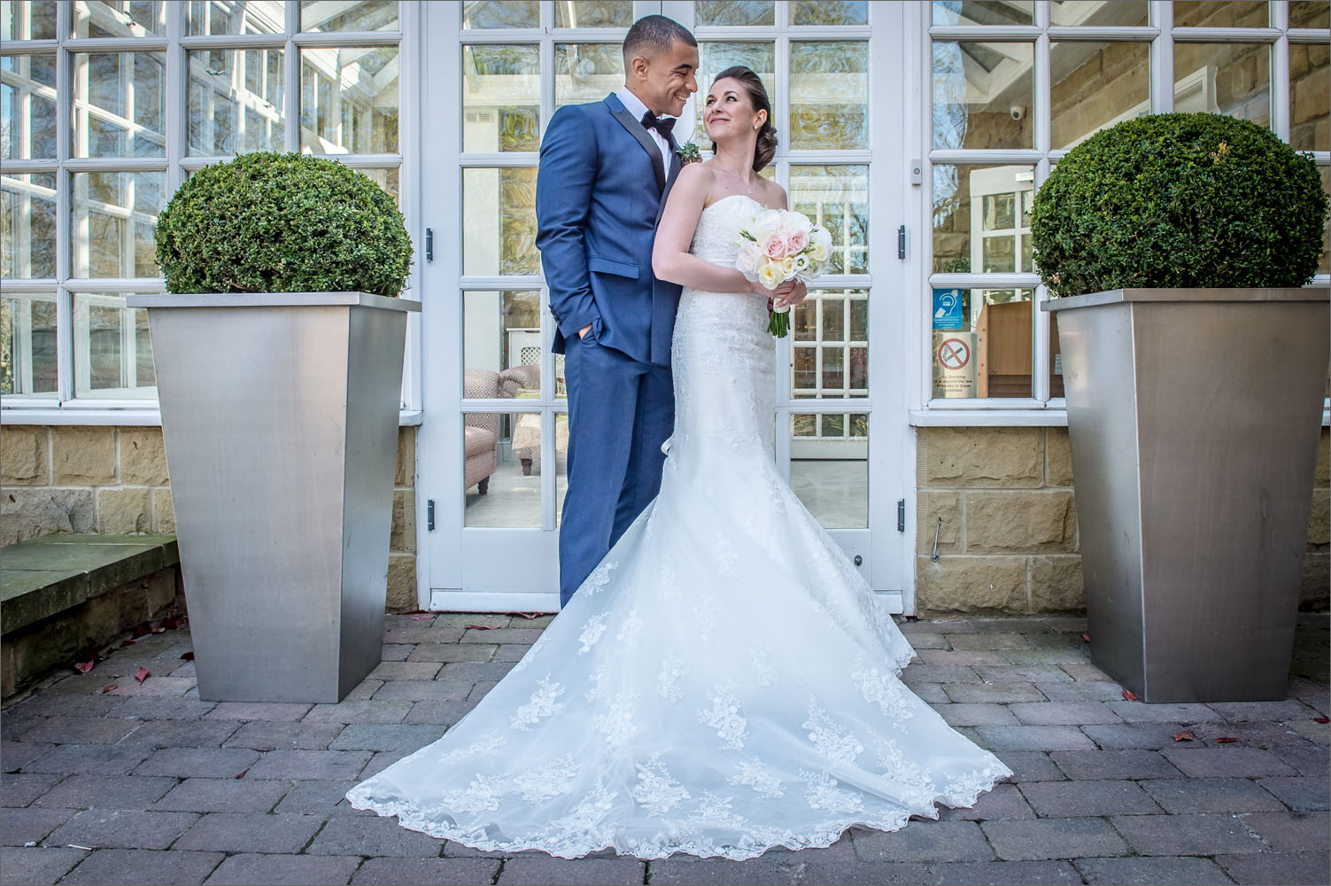 Emma and Aaron at Woodlands Hotel - Andy Sutcliffe Photography ...